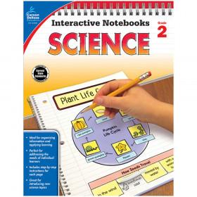 Interactive Notebooks: Science Resource Book, Grade 2