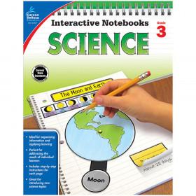 Interactive Notebooks: Science Resource Book, Grade 3