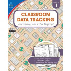 Classroom Data Tracking Resource Book, Grade 1