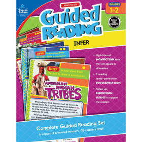 Guided Reading: Infer Resource Book, Grade 1-2