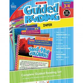 Ready to Go Guided Reading: Infer, Grades 3 - 4