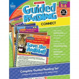 Ready to Go Guided Reading: Connect, Grades 5 - 6