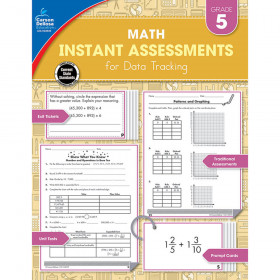 Instant Assessments for Data Tracking, Grade 5