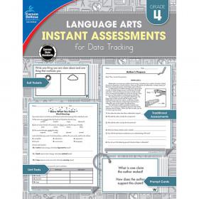Instant Assessments for Data Tracking, Grade 4