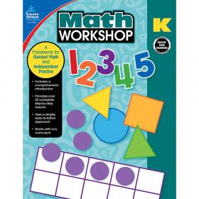 Math Workshop Resource Book, Grade K