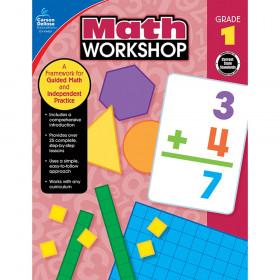 Math Workshop Resource Book, Grade 1