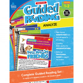 Guided Reading Analyze Gr 1-2