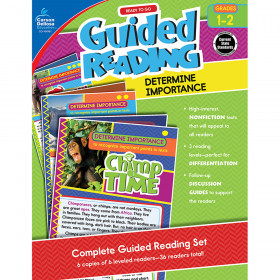 Guided Determine Importance Gr 1-2 Reading
