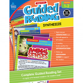 Guided Reading Synthesize Gr 1-2