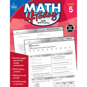 Math 4 Today Workbook, Grade 5