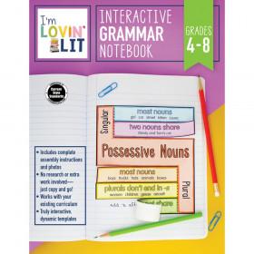 Interactive Grammar Notebook Resource Book, Grade 4-8