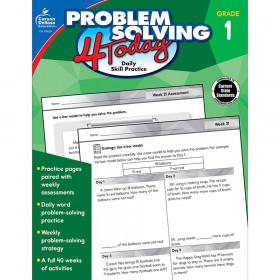 Problem Solving 4 Today Workbook, Grade 1