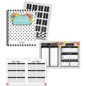 Pineapple Teacher Planner Paperback