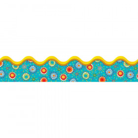 Sassy Sprockets Scalloped Borders