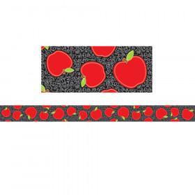 Apples Straight Border, 36'