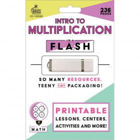 In a Flash: Intro to Multiplication