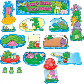 Frogs Mini Bulletin Board Set