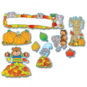 Fall Classic Mini Bulletin Board Set