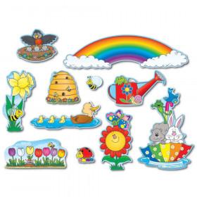 Spring Classic Mini Bulletin Board Set
