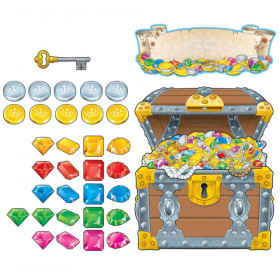 Big Treasure Chest Bulletin Board Set