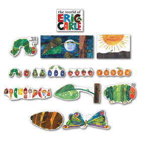 The Very Hungry Caterpillar Bulletin Board Set, 14 Pieces
