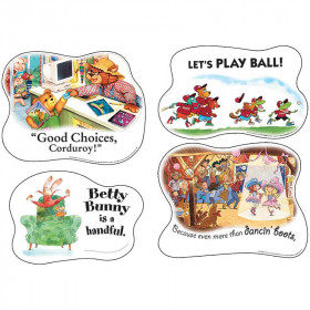 Read With Us Bulletin Board Set