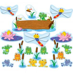 FUNky Frogs Bulletin Board Set