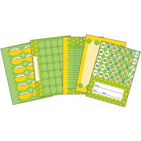 Lemon Lime Bulletin Board Set
