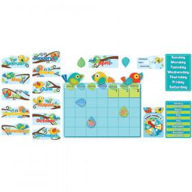 Boho Birds Calendar
