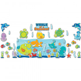 Seaside Splash Bulletin Board Set