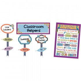 You-Nique Classroom Management Bulletin Board Set