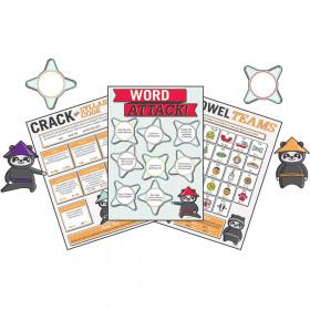 Word Attack Bulletin Board Set