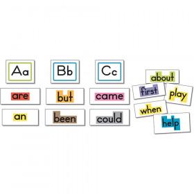 Word Wall Bulletin Board Set, Grade K-1