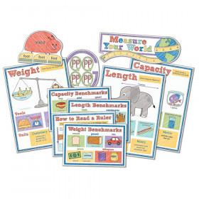 Measure Your World Bulletin Board Set