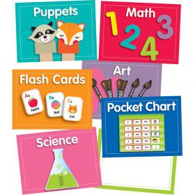 Just Teach Center Cards Mini Bb St