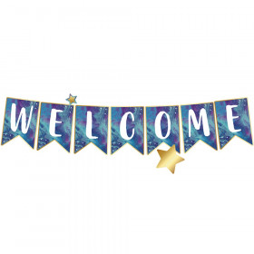 Galaxy Welcome Bulletin Board Set