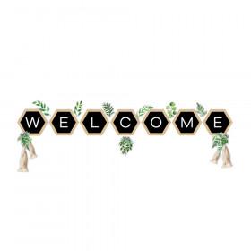 Simply Boho Welcome Bulletin Board Set