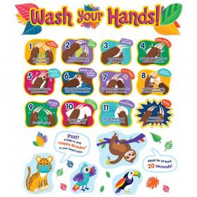 One World Handwashing Bulletin Board Set