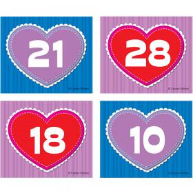 Hearts Calendar Cover-Up