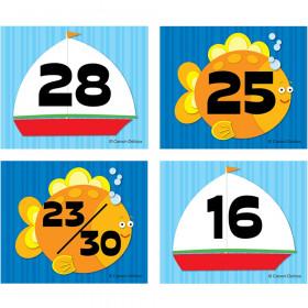 Sailboat/Fish Calendar Cover-Up