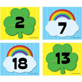 Shamrock/Rainbow Calendar Cover-Up