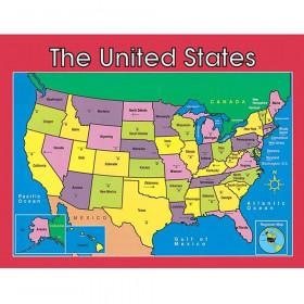 U S Map Chart