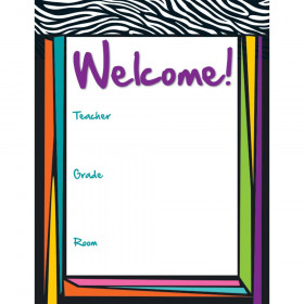 Wild Style Welcome Chart
