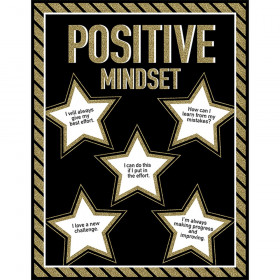 Positive Mindset Chart Sparkle And Shine