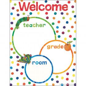 World of Eric Carle Welcome Chart