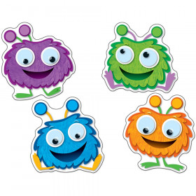 Colorful Critters Accents