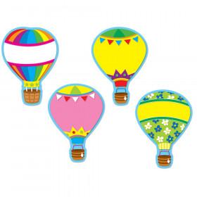Hot Air Balloons Cut-Outs