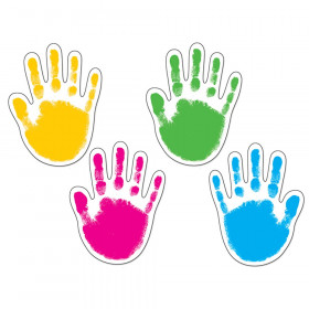Handprints Cut-Outs, Pack of 42