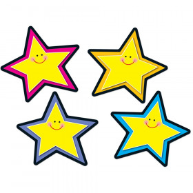 Stars Accents 36Pk