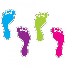 Footprints Accents, Pack of 54